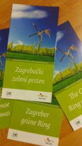 """""""The Green Ring of Zagreb"""""""