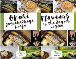 """Brochure """"Flavours of the Zagreb County"""""""