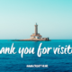 "CNTB launched a ""Thank you"" campaign across 13 foreign markets"